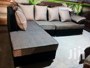 Sofa Set In L Shape With Sofa Bed | Furniture for sale in Central Region, Kampala