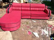 Sofaset In L,Shape With Sofabed | Furniture for sale in Central Region, Kampala