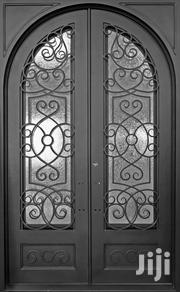 S160819 Wrought Iron Quality Doors B   Doors for sale in Central Region, Kampala