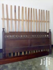 6x6 Mahogany Bed | Furniture for sale in Central Region, Kampala