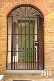 S160819 Wrought Iron Well Designed Single Doors E | Doors for sale in Central Region, Kampala