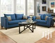 Blended Blue 5seated Sofa | Furniture for sale in Central Region, Kampala