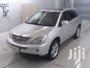 New Toyota Harrier 2008 Silver | Cars for sale in Central Region, Kampala
