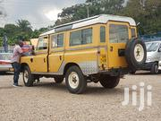 Land Rover I, II & III Vintage 1975 Yellow | Cars for sale in Central Region, Kampala