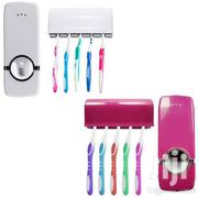 Tooth Paste Dispenser And Tooth Brush Holder | Home Accessories for sale in Central Region, Kampala