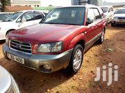 Subaru Forester 2003 Automatic Red | Cars for sale in Central Region, Kampala