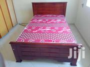 Simple Bed 4 By 6 With Mattress | Furniture for sale in Central Region, Kampala