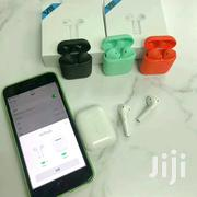 V8 Bluetooth Earphones With Base as Airpods Siri Touch Sensors | Accessories for Mobile Phones & Tablets for sale in Central Region, Kampala