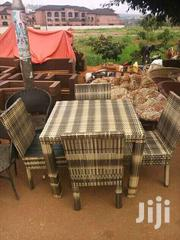 Daining Of Four Chairs In Plastic | Furniture for sale in Central Region, Kampala