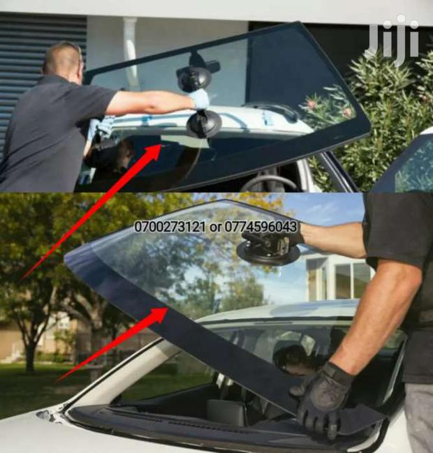 Original Auto Glass For Cars Front And Back Windscreen