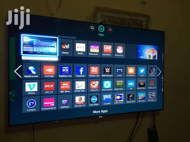 65' SAMSUNG Full HD 3D Smart TV HU8000 Series 8