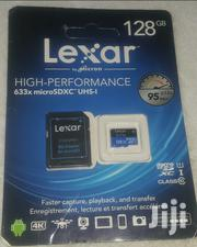 128GB Lexar Micro SD Memory Card From USA | Accessories for Mobile Phones & Tablets for sale in Central Region, Kampala