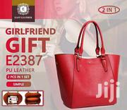 2 in 1 Pure Leather Hand Bag | Bags for sale in Central Region, Kampala