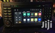Mercedes-benz W164 ML And Gl-class Andriod Radio | Vehicle Parts & Accessories for sale in Central Region, Kampala