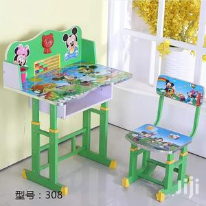 Kids Reading Table And Chair