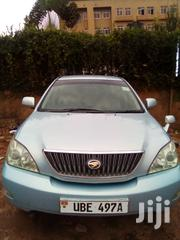 Toyota Harrier 2003 Blue | Cars for sale in Central Region, Kampala