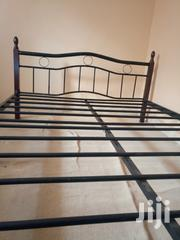 5x6 Queen Size Mettalic Bed | Furniture for sale in Central Region, Kampala