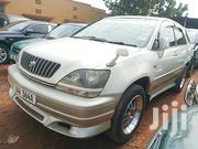 New Toyota Harrier 2000 White | Cars for sale in Central Region, Kampala
