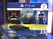 Playstation 4 Slim 3 Game Bundle | Video Game Consoles for sale in Central Region, Kampala