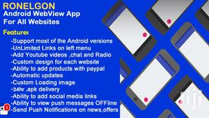 We Convert Your Website Into An Android App And