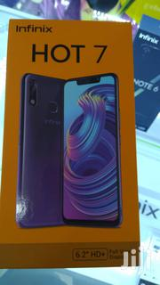 New Infinix Hot 7 16 GB Black | Mobile Phones for sale in Central Region, Kampala