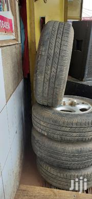 Used Tyres Plus Rims Size 14 Inches | Vehicle Parts & Accessories for sale in Central Region, Kampala