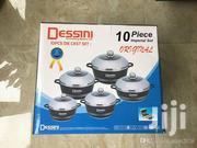 Dessini 10 Piece Cookware Set | Kitchen & Dining for sale in Central Region, Kampala