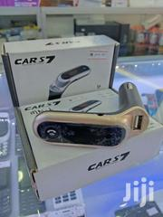 Car S7 Bluetooth Transmitter | Vehicle Parts & Accessories for sale in Central Region, Kampala
