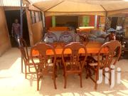 Mahogany 8seaters Dining Set | Furniture for sale in Central Region, Kampala