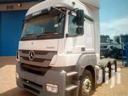 Mercedes Benz Axor 2543 Model 2013 White Colour In Excellent Condition | Heavy Equipments for sale in Central Region, Kampala