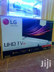 Brand New Genuine LG 43inch Smart Uhd 4k Tvs | TV & DVD Equipment for sale in Central Region, Kampala