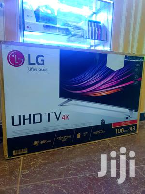 Brand New Genuine LG 43inch Smart Uhd 4k Tvs