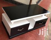 Black And White Elegant 2 Drawer Center Table | Furniture for sale in Central Region, Kampala