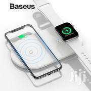 Wireless Charger Iwatch And Phone | Accessories for Mobile Phones & Tablets for sale in Central Region, Kampala