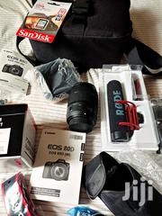 80D Canon Brand New | Cameras, Video Cameras & Accessories for sale in Central Region, Kampala