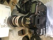 Canon 6d Body With 70-200mm F/4 Lens | Cameras, Video Cameras & Accessories for sale in Central Region, Kampala