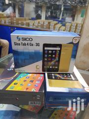 New Sico Tab4 8 GB Black | Tablets for sale in Central Region, Kampala