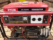 New Ryobi Generator RG 6900K | Electrical Equipments for sale in Central Region, Kampala