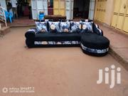 Sofa Brown Oval Sofa Bed   Furniture for sale in Central Region, Kampala