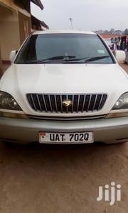 Toyota Harrier 1998 White | Cars for sale in Central Region, Masaka