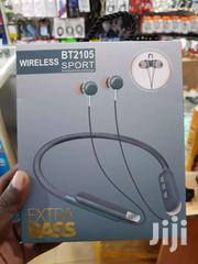 Brand New Wireless Bluetooth Superbass Neckband | Clothing Accessories for sale in Central Region, Kampala
