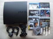PS3 With 10 Pre Installed Games + 1 Wireless Pad + Cables | Video Game Consoles for sale in Central Region, Kampala