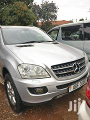 Mercedes-Benz M Class 2002 Silver   Cars for sale in Central Region, Kampala