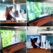 55 Inches Curved Screen TV | TV & DVD Equipment for sale in Central Region, Kampala