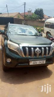 Toyota Land Cruiser 2014 Green | Cars for sale in Central Region, Kampala