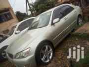 Toyota Altezza 2002 Silver | Cars for sale in Central Region, Kampala