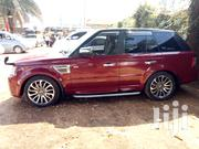 Land Rover Range Rover Sport 2008 TD Red | Cars for sale in Central Region, Kampala