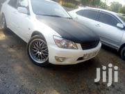 Toyota Altezza 2001 White   Cars for sale in Central Region, Kampala