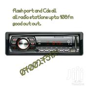 Car Radio With 12v By 55w. | Vehicle Parts & Accessories for sale in Central Region, Kampala