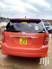 Toyota Wish 2004 Red   Cars for sale in Central Region, Kampala
